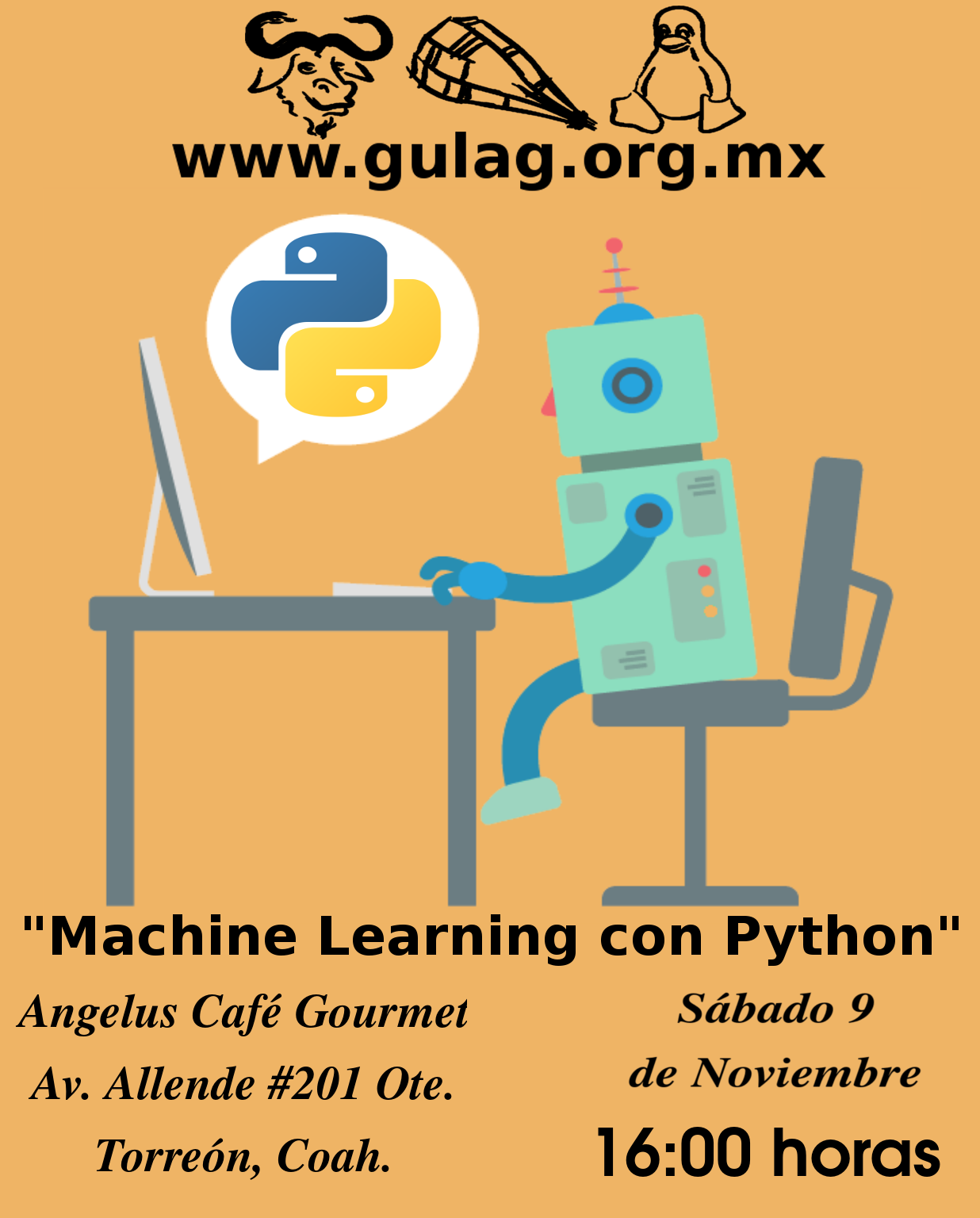 Machine Learning and Python